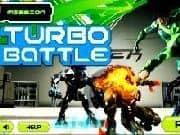 Max Steel Turbo Batalla