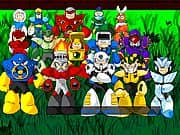 Megaman Anniversary
