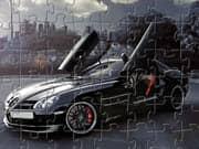Mercedes McLaren Ropecabezas