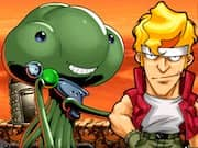 Metal Slug Aliens Attack