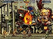 Metal Slug Brutalidad Absoluta