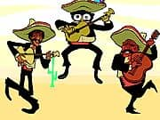 Mexican Nut Dance