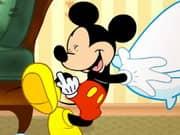 Mickey Y Amigos Pelea de Almohadas