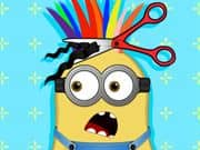 Juego Minion At Hair Salon
