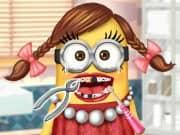 Minion Girl Dentist