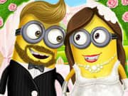 Juego Minion Girl Wedding Party