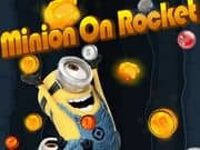 Juego Minion On Rocket