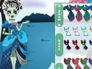Monster High Frankie Threadarella