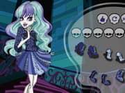 Monster High Twyla Dress Up