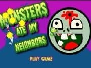 Monstruos come Vecinos