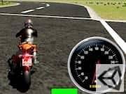 Moto 3D Simulador