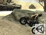 Motocross en el Campo Militar
