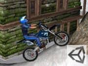 Motocross en la Nieve