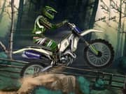 Juego Motocross Forest Challenge