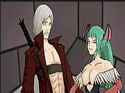 MvC3 Dante
