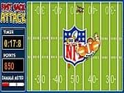 NFL Futbol Americano Ataque