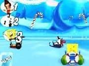 Nicktoons 3D Carrera en la Nieve