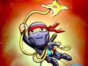 Ninja Saltador con Cuerda