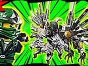 Ninjago Lego Batalla de Dragones