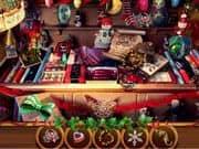 Objetos Ocultos en la Feria de Navidad