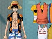 Juego One Piece Dress up