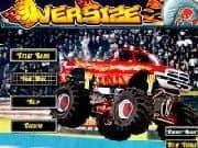 Oversize Monster Truck 3D