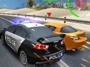 Persecución Policial en la Ciudad