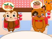 Juego Pet Food Restaurant