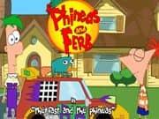 Phineas y Ferb Carreras de Autos