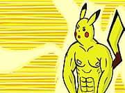 Pikachu Uses Thunder