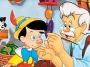 Pintar a Pinocho