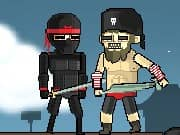 Pirates vs Ninjas