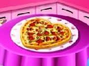 Pizza de San Valentin