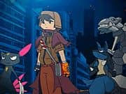 Animacion Pokemon Hunter Trailer