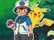 Pokemon Recolecion de Pelotas