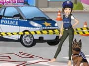 Juego Police Officer Dress Up