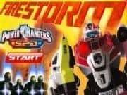 Power Rangers Robot Disparador