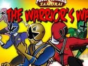 Juego de Power Rangers The Warriors Way