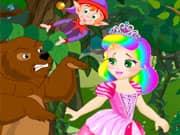 Princesa Juliet Aventura en el Bosque