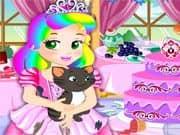 Princesa Juliet Fiesta en el Castillo