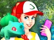 Princesa Pokemon Entrenadora
