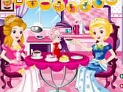 Juego de Princess Tea Party