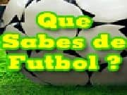 Que Sabes de Futbol