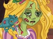 Rapunzel Hechizo de Zombi