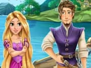 Rapunzel Historia de Amor