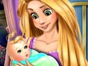 Rapunzel Mommy Birth