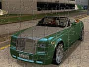 Rolls Royce Ropecabezas