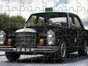Rompecabezas Mercedes 300 SEL Taxi