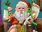 Santa en el Hospital