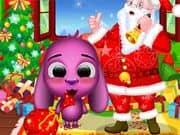 Santa Visita a Toto